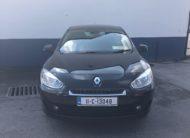Renault Fluence saloon – black