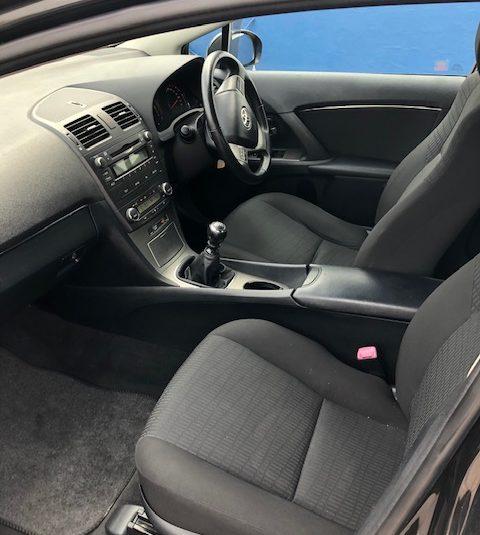 Toyota Avensis – Strata model