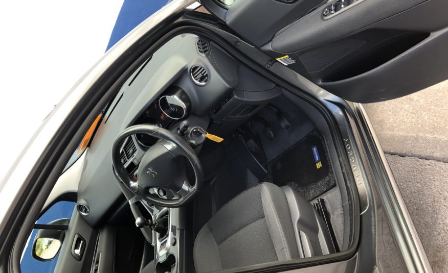 2014 Peugeot 3008