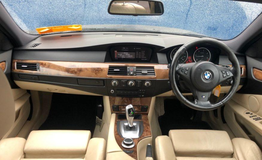 2008 BMW 520d