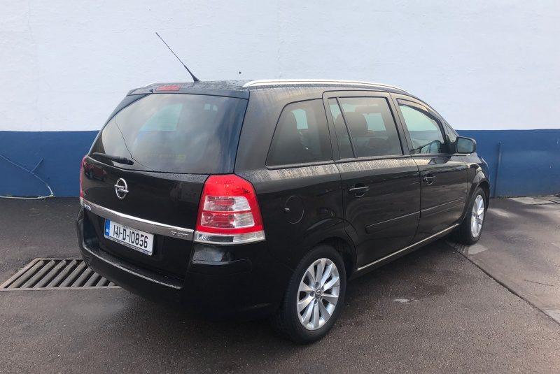 2014 Opel Zafira