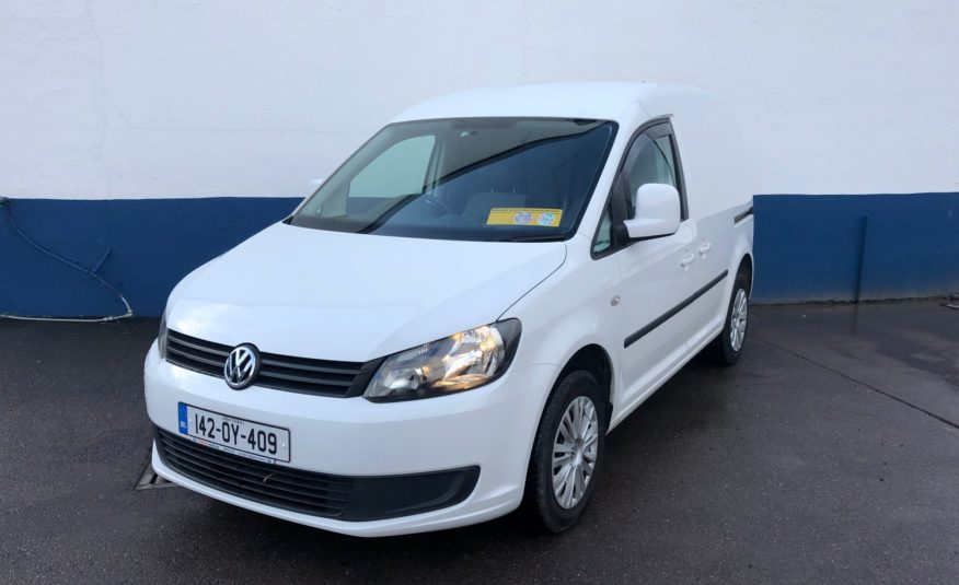 2014 Volkswagen Caddy